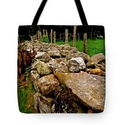 Old Stone Wall Tote Bag