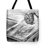 Old Technology Tote Bag