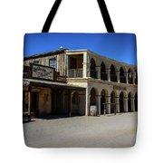 Old Tucson - Arizona Tote Bag