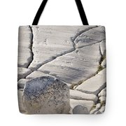 Olmstead Rock And Cracks 2 Tote Bag