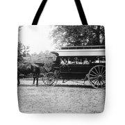 Omnibus, C1899 Tote Bag