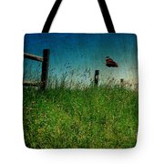 On The Breeze Tote Bag