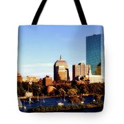 On The Charles Tote Bag