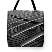 On The Verge Tote Bag