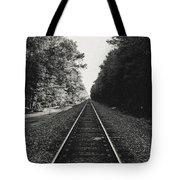 On Track Tote Bag
