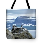 On Watch... Tote Bag