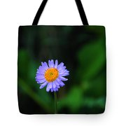 One Little Wildflower Tote Bag