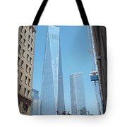 One World Trade Center 4 Tote Bag