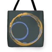 Orange And Blue 2 Tote Bag