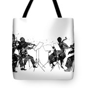 Orchestra Tote Bag