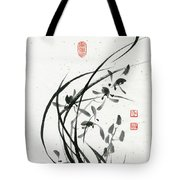 Orchid - 31 Tote Bag