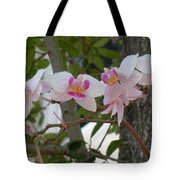 Orchid Bunch Tote Bag