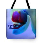 Orchid Jewel Tote Bag