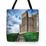 Orford Castle Tote Bag
