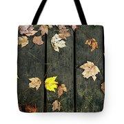 Original Autumn Foliage Tote Bag