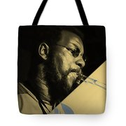Ornette Coleman Collection Tote Bag