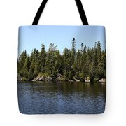 Orphan Lake, Canada Tote Bag