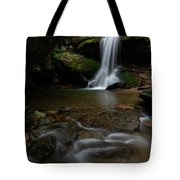 Otter Falls - Seven Devils, North Carolina Tote Bag