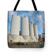 Oulu From The Sea 5 Tote Bag