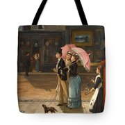 Our Good Natured Cousin Tote Bag