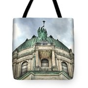 Our Lady Of Victory Angel Tote Bag