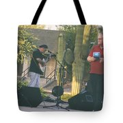 Ouside The Line Tote Bag