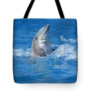 Out Of The Blue 2 Tote Bag
