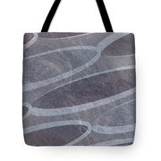 Ovals Pattern Texture Background Tote Bag