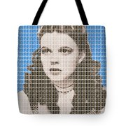Over The Rainbow Blue Tote Bag