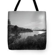 Oxbow Bend Grand Teton National Park  Tote Bag