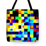 P Game Tote Bag