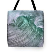 Pacific Waves Tote Bag