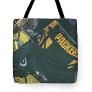 Packers Fan Tote Bag