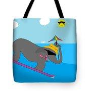 Surf Paddy Tote Bag