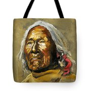 Painted Sands Of Time Tote Bag