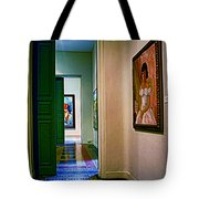 Palace Of The Iturriza Tote Bag