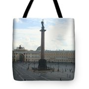 Palace Place - St. Petersburg Tote Bag