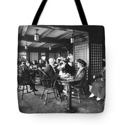 Palaces Of The Pacific Tote Bag