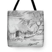Palapa - Bara De Navidad Tote Bag