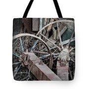 Palouse Farm Wheels 3156 Tote Bag