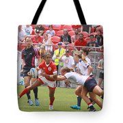 Pam Am Games Womens' 7's Tote Bag