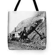 Panama Canal - Construction - C 1910 Tote Bag