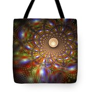 Carlos Castaneda 'the Active Side Of Infinity' Tote Bag
