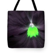 Pansy Power 73 Tote Bag