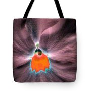 Pansy Power 79 Tote Bag