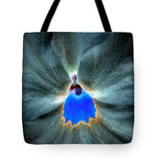 Pansy Power 81 Tote Bag