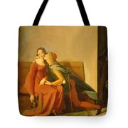 Paolo And Francesca Tote Bag