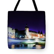 Paris At Night 15 Art  Tote Bag