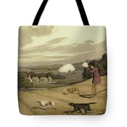 Partridge Shooting Tote Bag