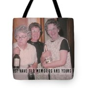 Party Time Quote Tote Bag